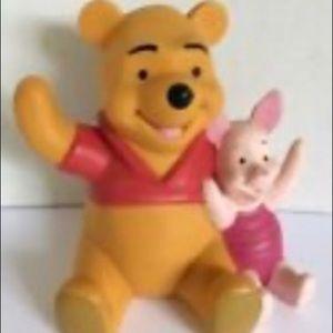 Winnie Pooh Coin bank Vintage